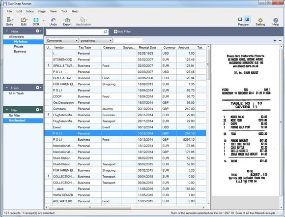 Scansnap Receipt Software Available For Free To Owners Of