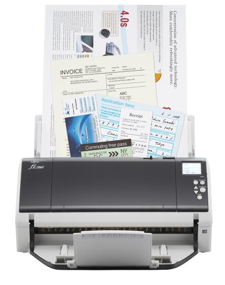 Fujitsu fi-7460 Scanner - PA03710-B055