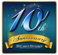 !0th anniversary logo