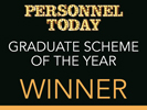 Personnel Today, Graduate Scheme of the Year Winner