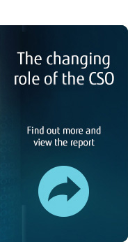 The changing role of the CSO - Find out more an view the report