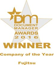 Document Manager magazine Company of the Year 2016