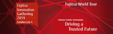 Fujitsu Innovation Gathering and Fujitsu World Tour 2019