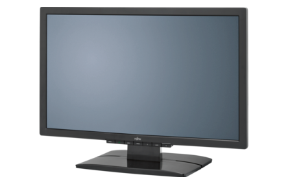 Fujitsu Display E23T-6 LED - right side - without reflection
