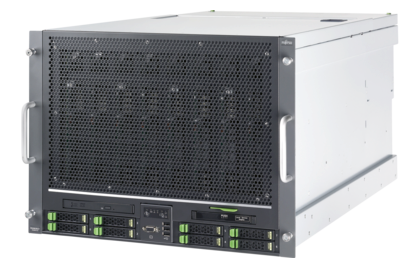 PRIMERGY Rack Server RX900 S2 side right 1