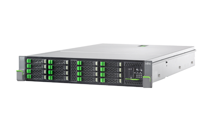 PRIMERGY Rack Server RX300 S7 2.5-inch Right Side