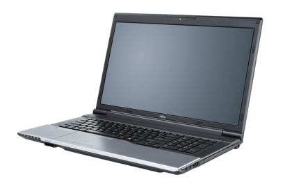 LIFEBOOK N532, right side, with reflection