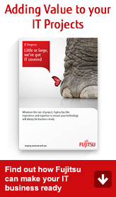 Find out how Fujitsu can make your IT business ready