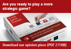 are you ready to play a more strategic game?