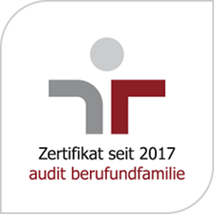 Audit berufundfamilie certificate for Fujitsu Electronics Europe