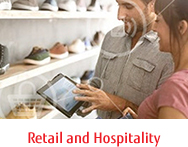 Retail and Hospitality