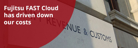 Fujitsu FAST cloud has driven down our costs