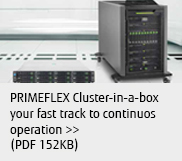 Cluster-in-a-box - your fast track to continuous operation.