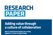 Download the research report to discover how collaboration is key to an effective Digital Workplace