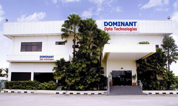 Dominant office headquarters