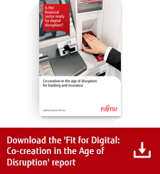 Financial Services Fit for Digital Report