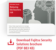 Download Fujitsu Security Solutions Brochure
