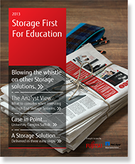 Storage First for Education