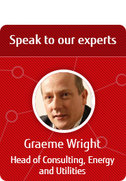 Speak to our experts - Graeme Wright Head of Consulting, Energy and Utilities