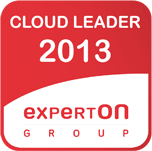 expertON 2013 Cloud Leader