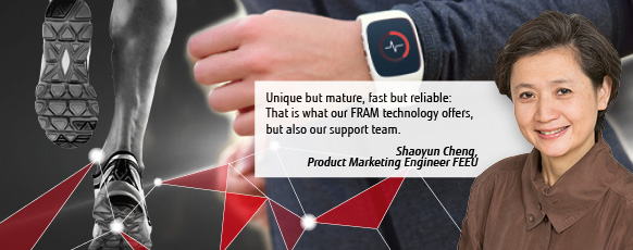 Standalone FRAM features and benefits