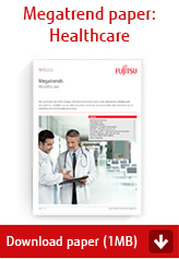 Megatrend paper: Healthcare - Download paper (1MB)