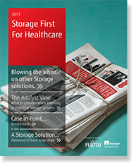 Storage First for Healthcare