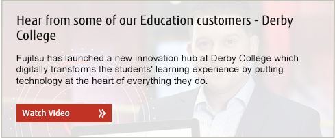 Hear from some of our education customers - Derby College - Download PDF