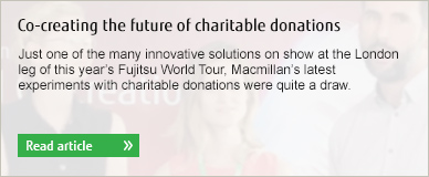 Co-creating the future of charitable donations