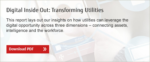 Digital Inside Our: Transforming Utilities - download PDF