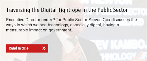 Traversing the digital tightrope in public sector. Read article