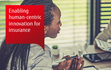 Enabling human-centric innovation for insurance