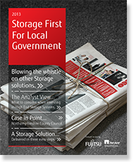 Storage First for Local Government