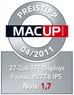 MACup - apple products, Price Tipp, Note: 1.7, Fujitsu Display P27T-6 IPS, Germany - 04/2011