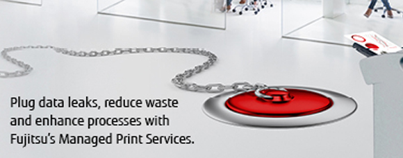 Efficiency starts when waste stops - Plug data leaks, reduce waste and enhance processes with Fujitsu's Managed Print Services.