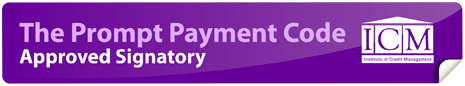 ICM  - The Prompt Payment Code Approved Signatory