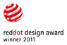 red dot design award winner 2011, design of Fujitsu Displays  P, B and E Line, International - March 15, 2011