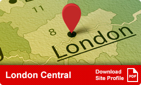 Download London Central Site Profile (PDF 216 KB)