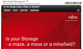 BrightTalk webinar:Is your Storage a Maze, a mess or a minefield?