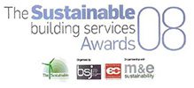 Sustainable Building Services Awards 2008