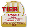 Tier III Facility - Gold