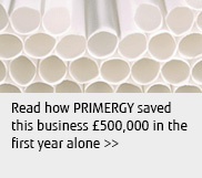 Read how PRIMERGY saved this business £500,000 in the first year alone