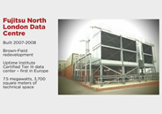 Watch the North London Data Centre video