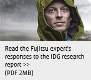 Responding to storage challenges - Read the Fujitsu expert's responses to the IDG research report