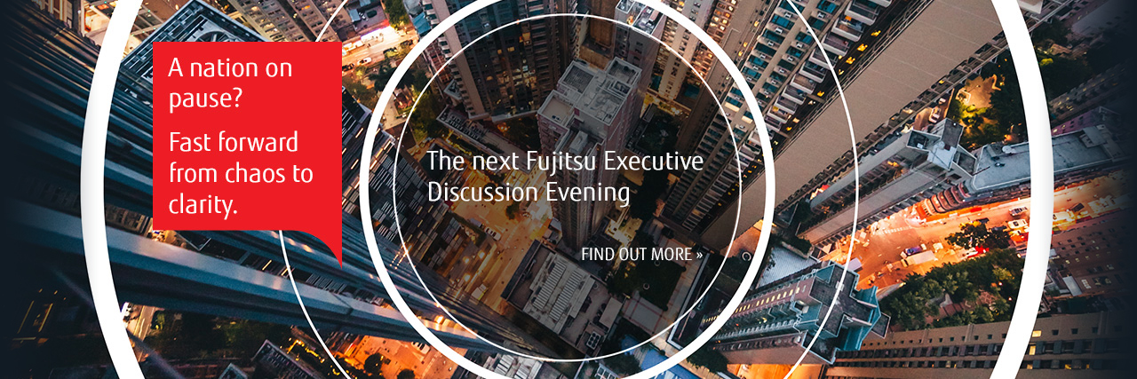 Fujitsu Executive Discussion Evening