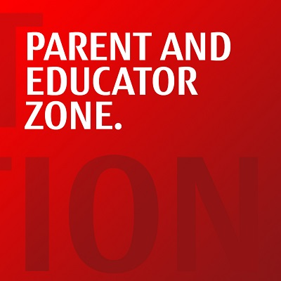 Parent and Educator Zone