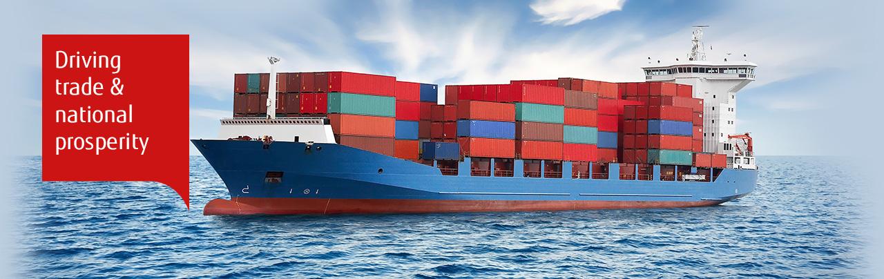 Maritime Transportation IT Solutions : Fujitsu UK