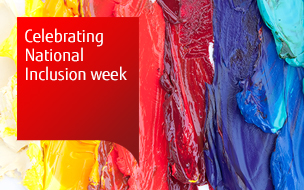 Celebrating National Inclusion week