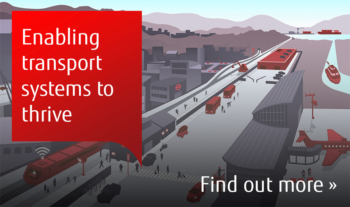 Enabling transport systems to thrive - Find out more