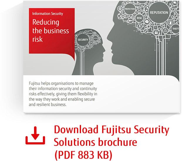 Cyber Security for Energy & Utilities : Fujitsu UK